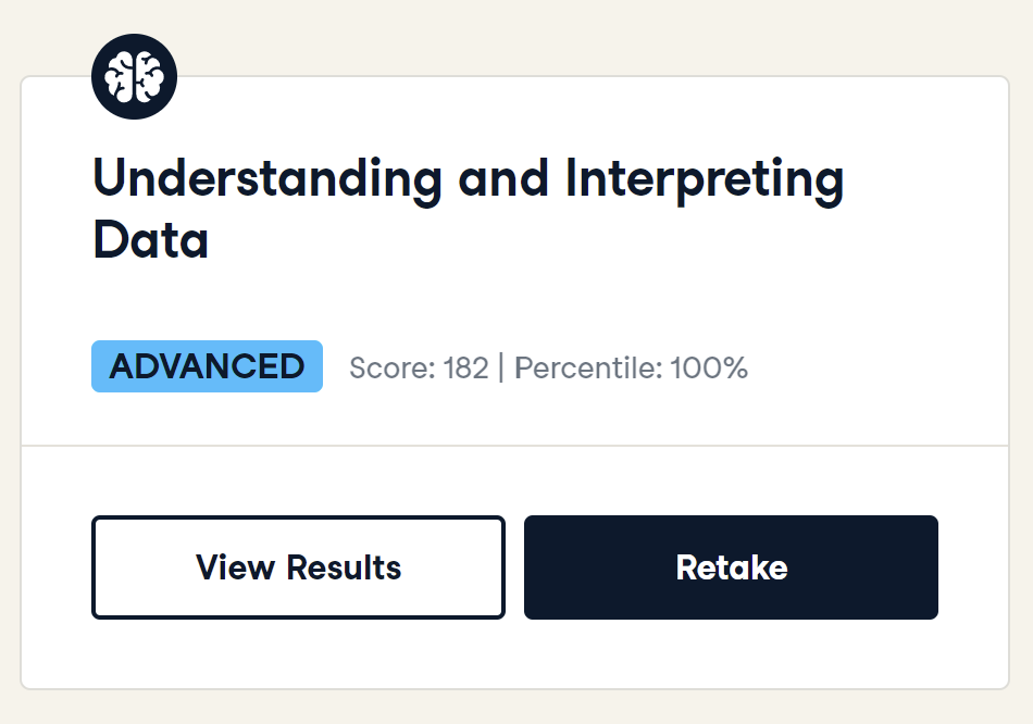datacamp: continuous learning